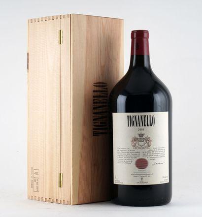 Tignanello 2009 - 1 bouteille de 3L