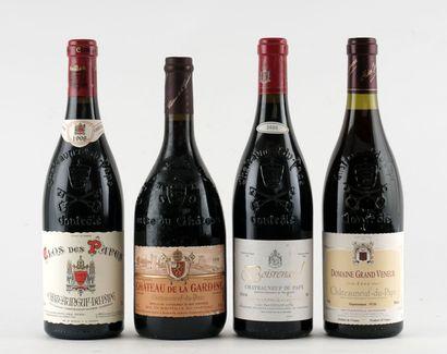 Sélection de Vins de Châteauneuf-du-Pape...