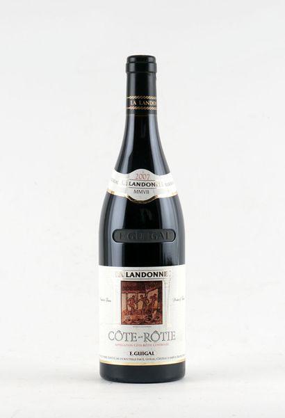 Côte-Rôtie La Landonne 2007, E. Guigal -...