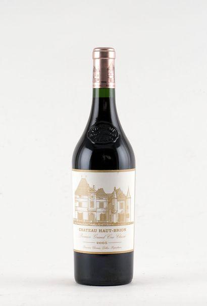 Château Haut-Brion 2005 - 1 bouteille