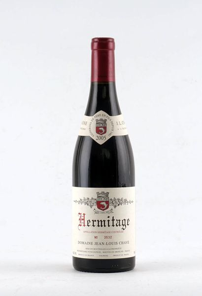 Hermitage 2005, Jean-Louis Chave - 1 bou...
