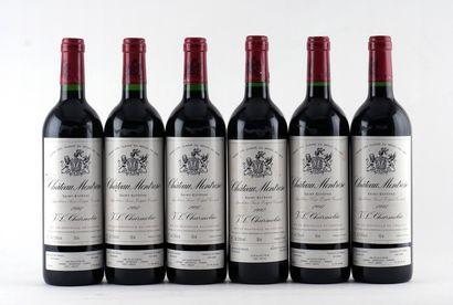 Château Montrose 1997 - 6 bouteilles