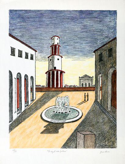 DE CHIRICO, Giorgio (1888-1978)