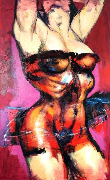 CORNO, Joanne (1952-2016)  Sans titre - Torse...