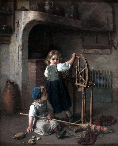 SEIGNAC, Paul (1826-1904)