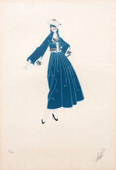 ERTÉ (DE TIRTOFF, Romain, dit) (1892-1990)...