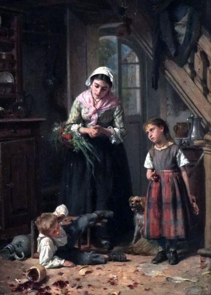 CASTAN, Pierre Jean Edmond (1817-1892)