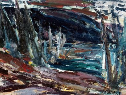 RICHARD, René Jean (1895-1982)  Sans titre...