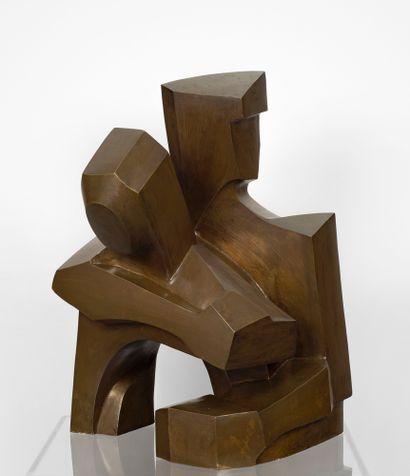 SALMONES, Victor (1937-1989)