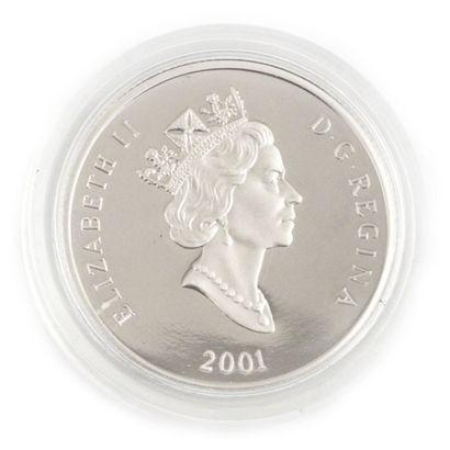 Une monnaie de 150 dollars du Canada Deux...