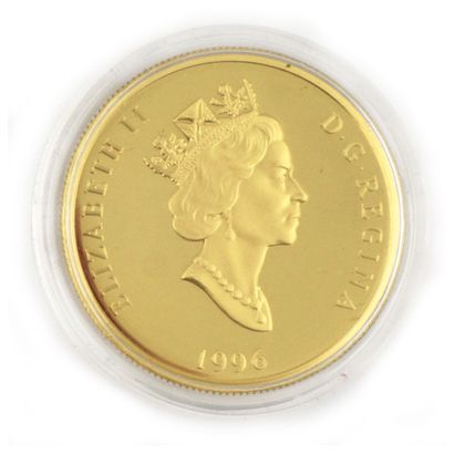 Une monnaie 200 dollars du Canada Chemin...
