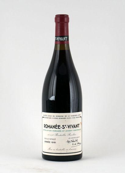 Romanée-Saint-Vivant 1991  Romanée-Saint-Vivant...