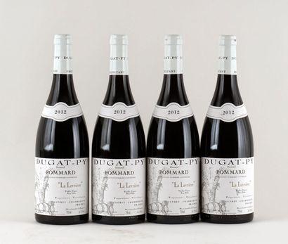 Pommard La Levrière Vieilles Vignes 2012...