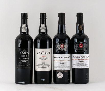 Dow's 2000  Porto Vintage  Niveau A  1 bouteille...