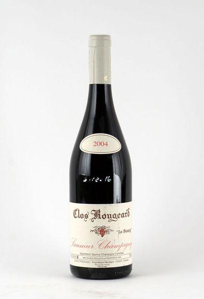 Clos Rougeard Le Bourg 2004  Saumur Champigny...