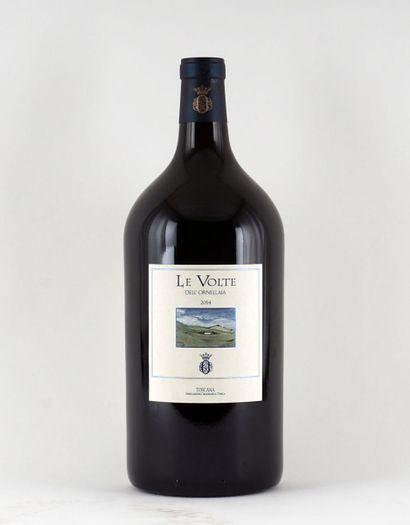 Le Volte 2014  Toscana I.G.T.  Niveau A  1...