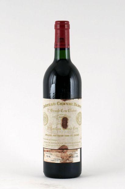 Château Cheval Blanc 1989  Saint-Émilion...