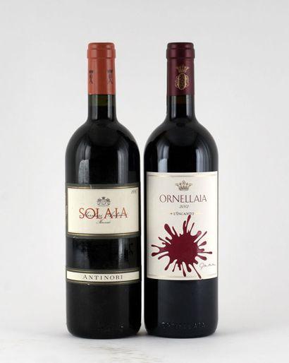 Solaia 1997  Toscana I.G.T.  Niveau A  1...
