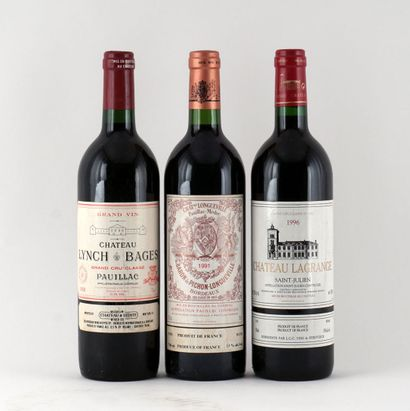 Château Lynch Bages 1988  Pauillac Appellation...