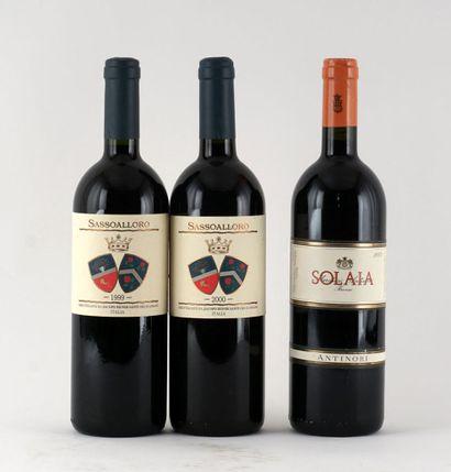 Solaia 2003  Toscana I.G.T.  Niveau A  1...
