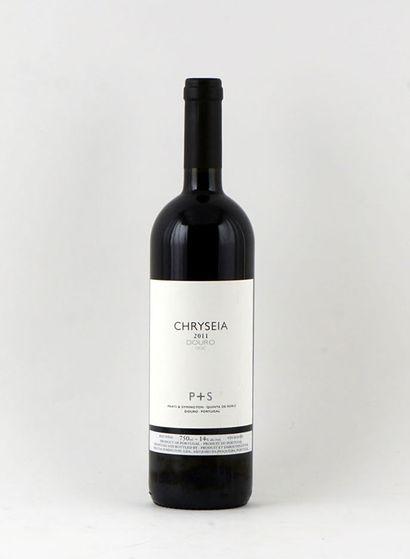 P+S Prats Symington Chryseia 2011  Douro...