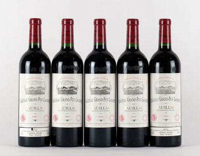 Chateau Grand-Puy-Lacoste 1997  Pauillac...