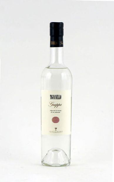 Grappa Tignanello  Niveau A-B  1 bouteille...