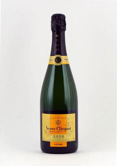 Veuve Cliquot Ponsardin 2008  Champagne Appellation...
