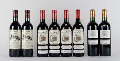 Château Tayac Cuvee Prestige 2000  Côtes...