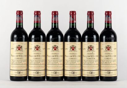 Chateau Malescot-St-Exupery 1996  Margaux...