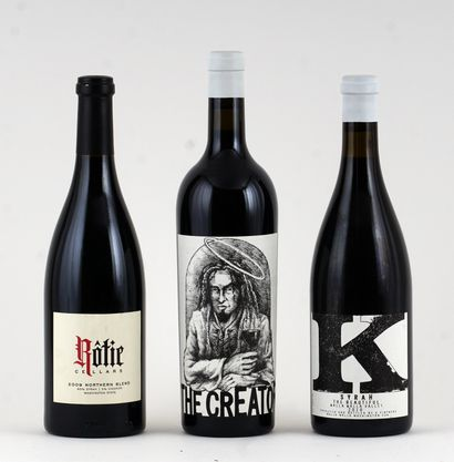 Charles Smith K Vintners The Creator Cabernet...