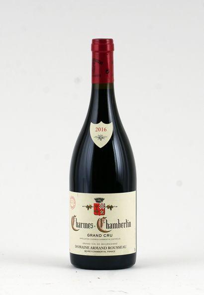 Charmes-Chambertin Grand Cru 2016  Charmes-Chambertin...