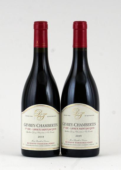 Gevrey-Chambertin 1er Cru Lavaux Saint-Jacques...