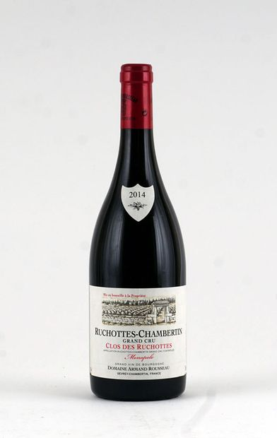 Ruchottes-Chambertin Grand Cru Clos des Ruchottes...