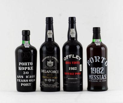 Offley Boa Vista 1982  Porto Vintage  Niveau...