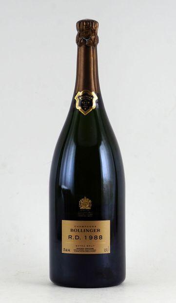 Bollinger R.D. 1988  Champagne Appellation...