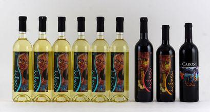 Pillitteri Estates Winery I Baci Pino Grigio...