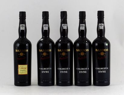 Barros Tawny Porto  Niveau A  1 bouteille...