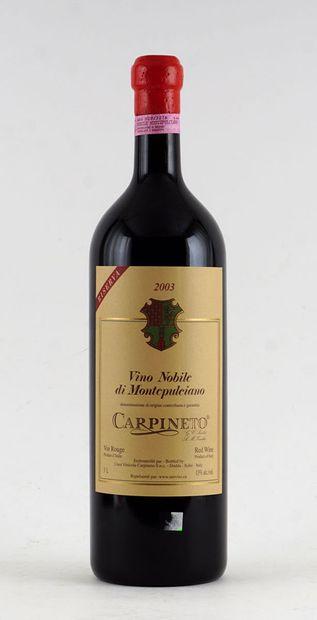 Carpineto Riserva 2003  Vino Nobile de Montepulciano...