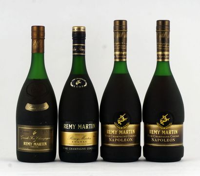 Cognac Rémy Martin Grande Fine Champagne...