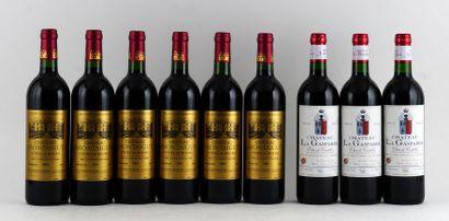 Château Montaigut 2001  Côtes de Bourg Appellation...