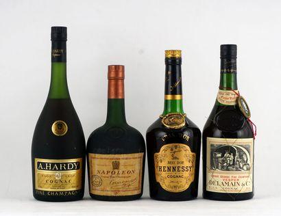 Cognac A. Hardy Fine Champagne VSOP  Niveau...