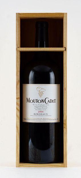 Mouton Cadet 2006  Bordeaux Appellation Contrôlée...