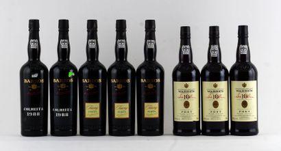 Barros Colheita 1988  Niveau A  2 bouteilles...