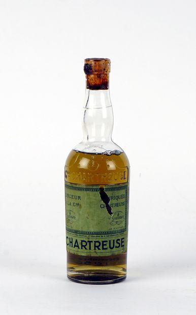 Chatreuse Verte 1951 à 1958  Liqueur de la...
