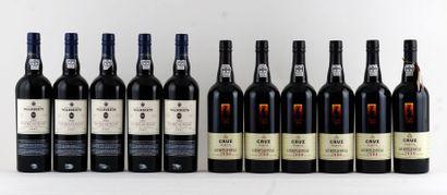 Warre's LBV 2000  Niveau A  5 bouteilles...
