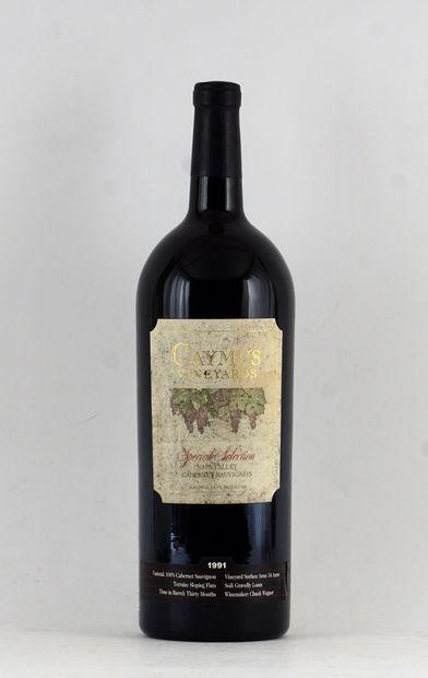 Caymus Special Selection 1991  Cabernet Sauvignon...