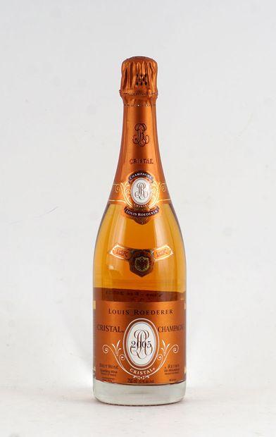 Louis Roederer Cristal Rosé 2005  Champagne...