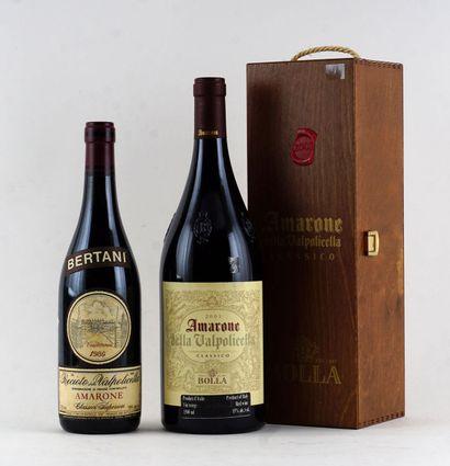 Bertani Amarone Classico Superiore 1986  Recioto...