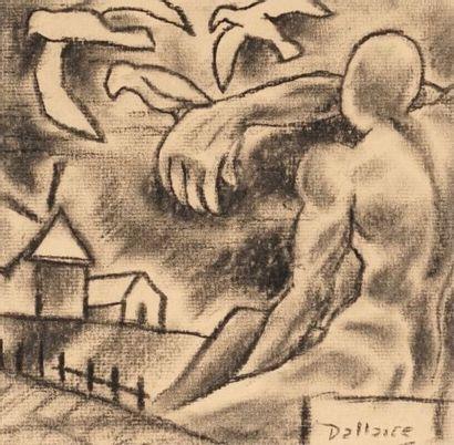 DALLAIRE, Jean-Philippe (1916-1965)  Sans...